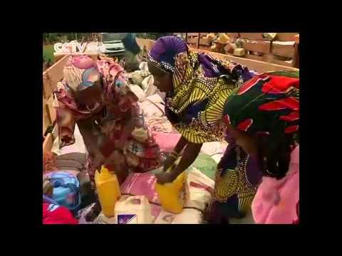 Hundreds of Muslims Flee Violence in Bangui
