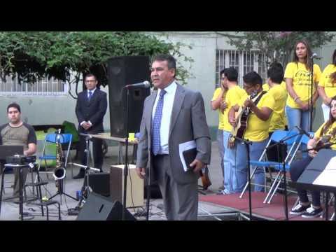 Concierto Cristo Te Está Llamando, en Local San Vicente 13-12-2014
