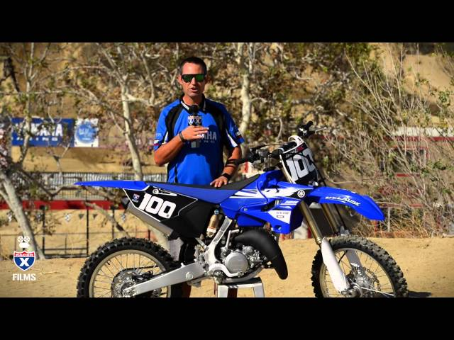Yamaha 2015 YZ125 Intro
