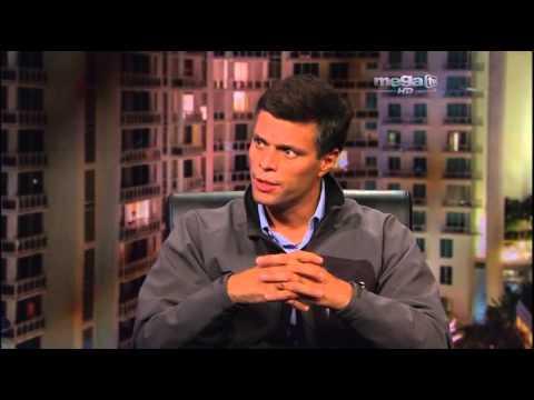 Jaime Bayly entrevista a Leopoldo Lopez. 1/2. Julio 9