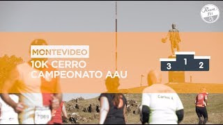 10K CERRO DE MONTEVIDEO #somosrunfit