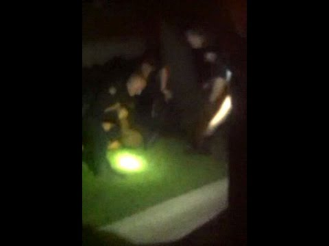 Excessive Force Claim: 13 officers dispatched to arrest one 15 year old Mexican Girl