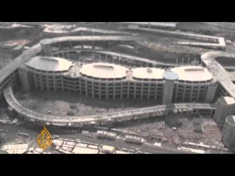 View from above: Hajj AJE Web Exclusive