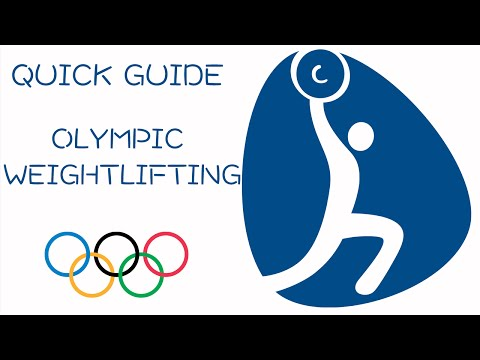 Incredible Olympic Weightlifting | 90 Seconds Of The Olympics Image 1