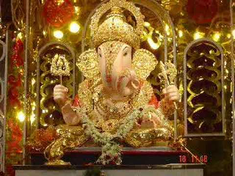 Ganpati Arati video