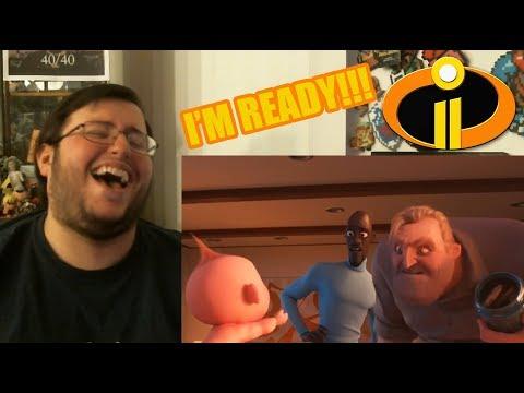 "Gors ""Incredibles 2"" Olympics Sneak Peek Trailer Reaction"