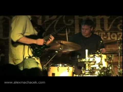 Alex Machacek Jeff Sipe Neal Fountain Trio