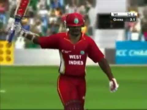 brian lara cricket game 2005 free  demo