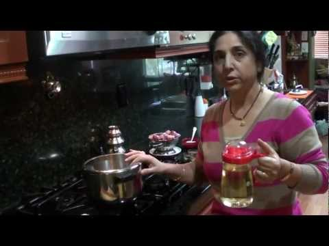 Creative Chandra' Kashmiri Recipe--- Roganjosh