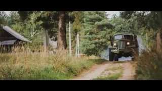 ZIL 157 (rohes Video) ЗИЛ-157 Extreme 4x4
