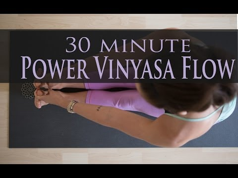 30 Minute Power Yoga Vinyasa Flow Image 1