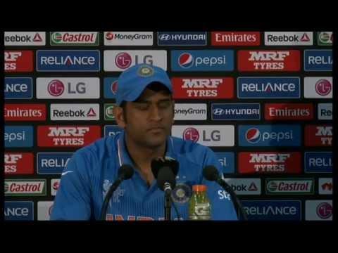 Live Post-Match Press Conference India v Pakistan