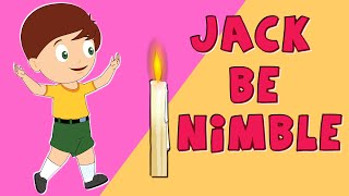 Jack be Nimble | Nursery Rhymes | Ep – 46 by Nursery Rhyme Street !
