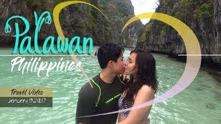 Sweet Escape-El Nido Palawan,Philippines (must watch!)Travel Video 2017