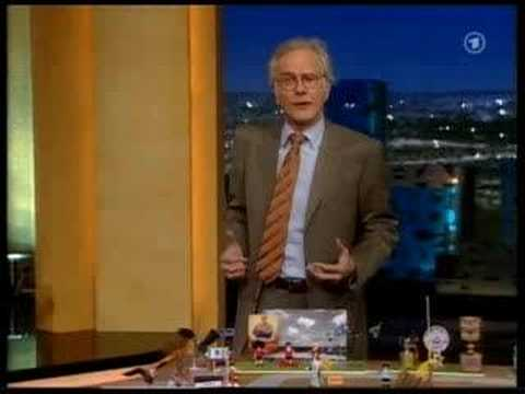 Harald Schmidt - Beckenbauer Playmobil 1/2