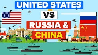 Download Lagu United States (USA) vs Russia and China - Who Would Win? Military / Army Comparison Gratis STAFABAND