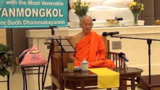 Basic Dhammakaya Meditation Practice
