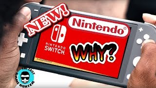 Nintendo Switch Lite ...Rant! The Last Game Hunter