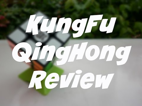 KungFu QingHong 3x3 Review!!! (New Style)