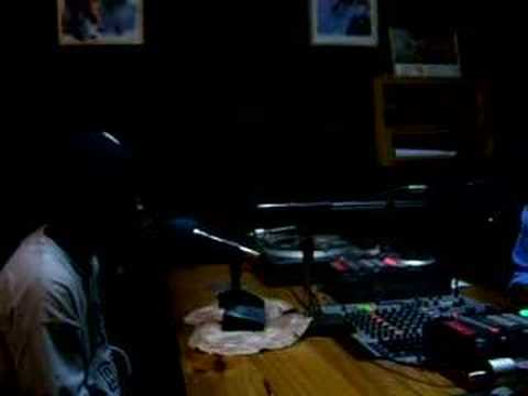 mo hawk`s freestyle at city limit radio gambia west africa