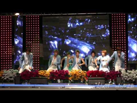 [FANCAM] 101016 인피니트 (Infinite) - ????? (Incheon Waterfront Festival)