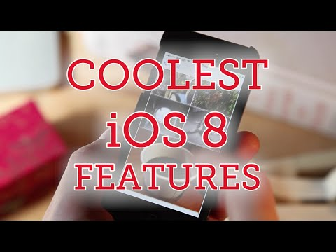 33 Cool Features of iOS 8 in 6 Minutes - iPad, iPhone, iPod touch [How-To]