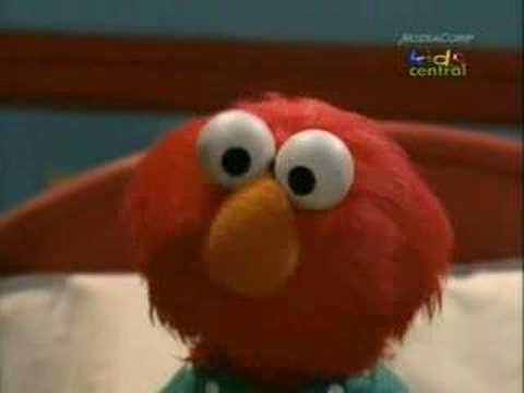 Andrea Bocelli sings Elmo to sleep