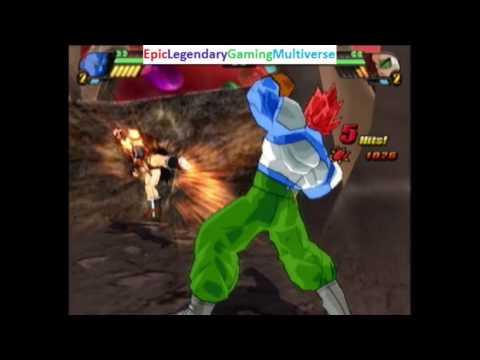 Super Android 13 VS Raditz In A Dragon Ball Z Budokai Tenkaichi 3 Match / Battle / Fight