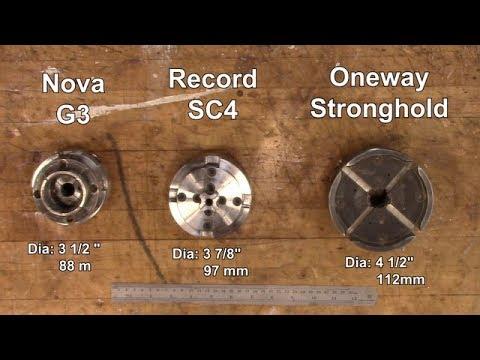 Should you buy a Record SC4 chuck?