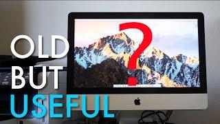 Is an 8 Year Old Mac Still Useful?