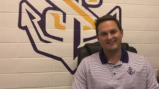 J. A. promoted to associate Head Coach for LSUS Men's Basketball