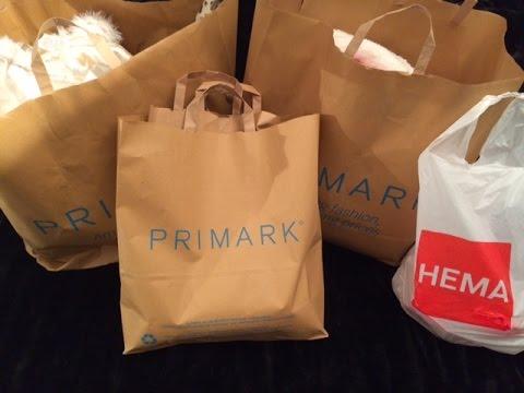 ♡ Haul Primark + Hema ♡