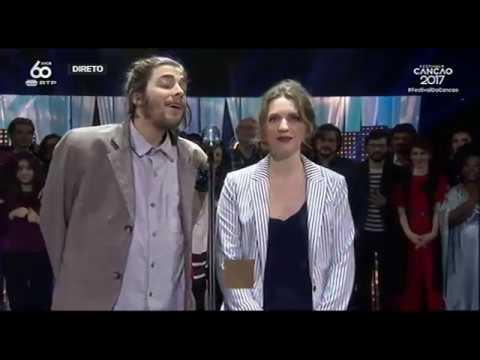 Canção vencedora: Amar Pelos Dois | Festival da Canção 2017 | RTP