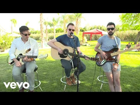 Next Year (Live at Fuse VEVO Coachella House 2013)