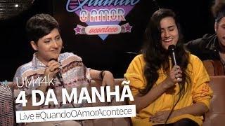 download musica 4 Da Manhã Um44k Joana Castanheira & Day Limns Live QuandoOAmorAcontece