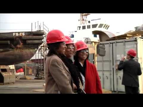 Peralta News: College of Alameda Maritime Program