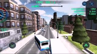 Я играю и обозреваю игру moto traffic racer