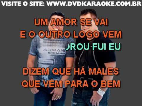 Bruno & Marrone   Os Homens Não Devem Chorar