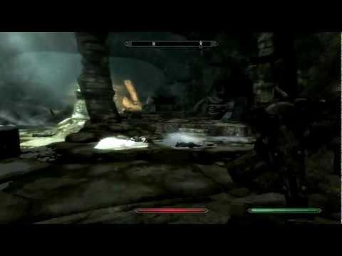 NVIDIA Geforce GT 640 - Skyrim Test (1080p)