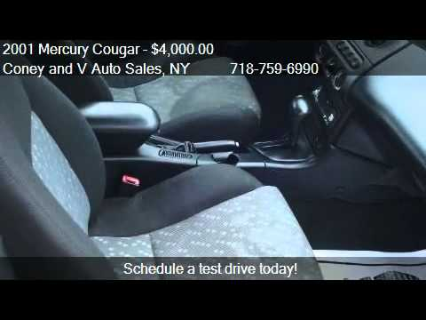 2001 Mercury Cougar V6 - for sale in Brooklyn, NY 11223