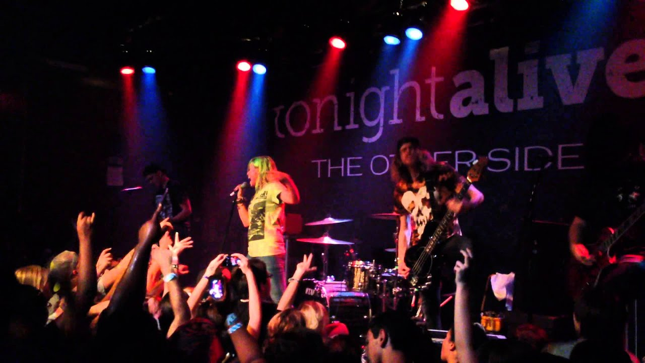 maxresdefault jpgTonight Alive The Other Side Tour