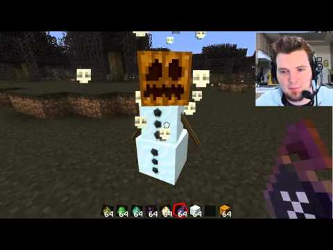 Snow golems just got Awesome. stream highlight