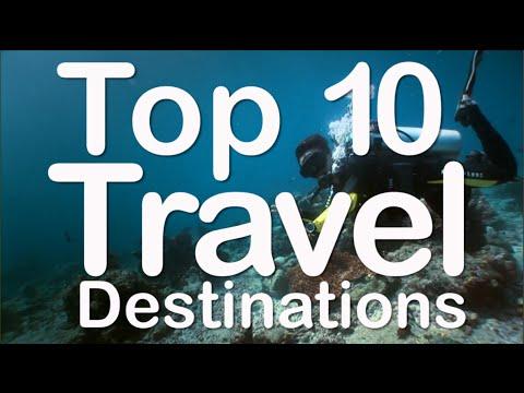 Top 10 Travel Destinations 2015