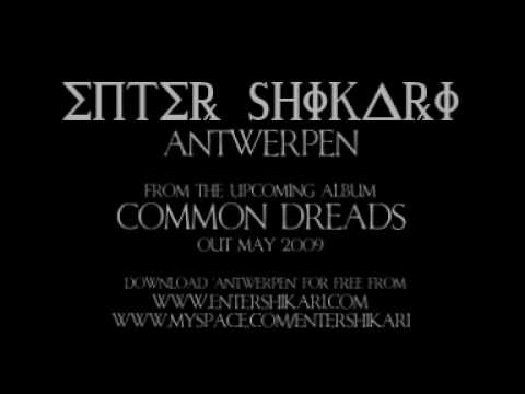 Enter Shikari - Antwerpen - YouTube