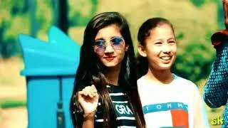 Isme Tera Ghata Mera Kuch Nhi Jata Teenagers boy and girl verson video!!Now Trending Musically video