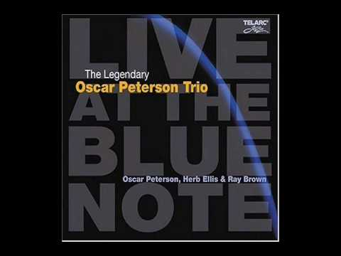 Oscar Peterson trio - Sweet Georgia Brown