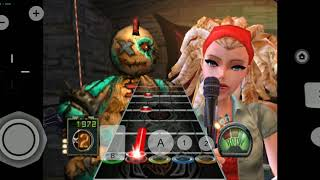 Guitar Hero III Android Gameplay | Dolphin Emulator | Snapdragon 845