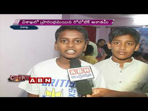 Special Story on Robotics Academy in Visakha
