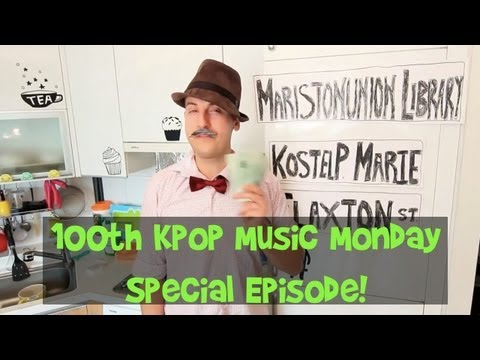 Kpop Music Mondays - 100th Episode Special!