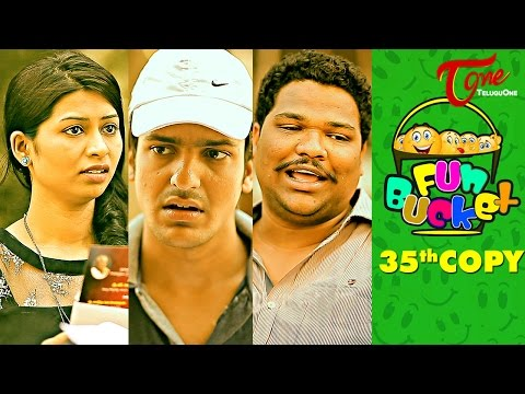 Fun Bucket | 35th Copy | Funny Videos | by Harsha Annavarapu